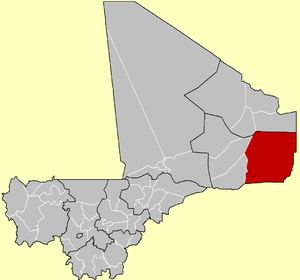 Tribal HUMINT Tribal Menaka region Mali