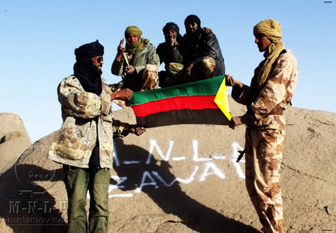 African Tribal Tuareg Like the Taliban in Afghanistan they are willing to wait it out